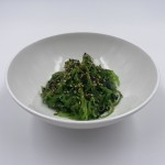 Wakame salad with Sesam